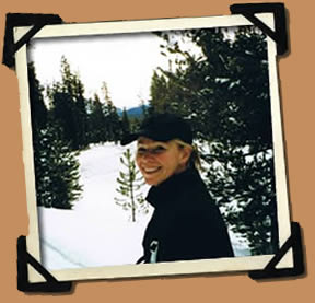C. Lee McKenzie hiking