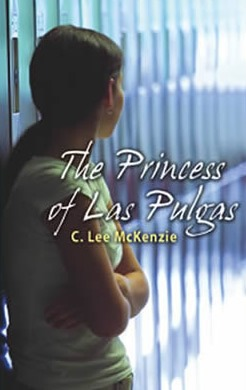 The Princess of Las Pulgas by author C. Lee McKenzie