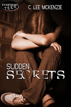 Sudden Secrets by author C. Lee McKenzie