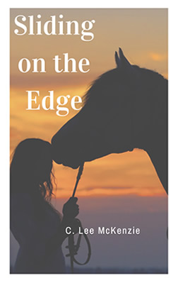Sliding on the Edge by author C. Lee McKenzie