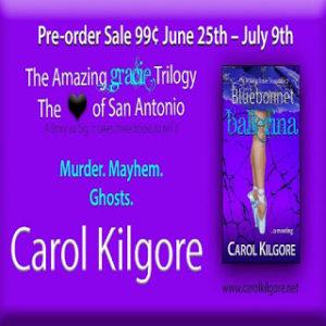 Bluebonnet Ballerina by Carol Kilgore