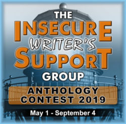 IWSG Anthology Contest 2019