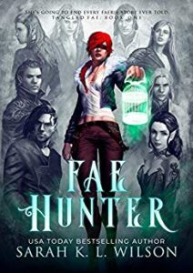 Fae Hunter by Sarah K.L. Wilson
