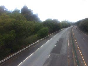 Highway 17 Los Gatos