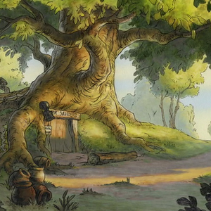 Winnie the Pooh's House