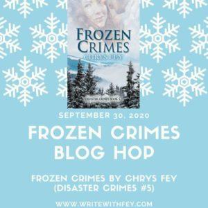 Frozen Crimes Blog Hop