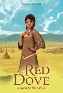 Red Dove by Sonja Antaki