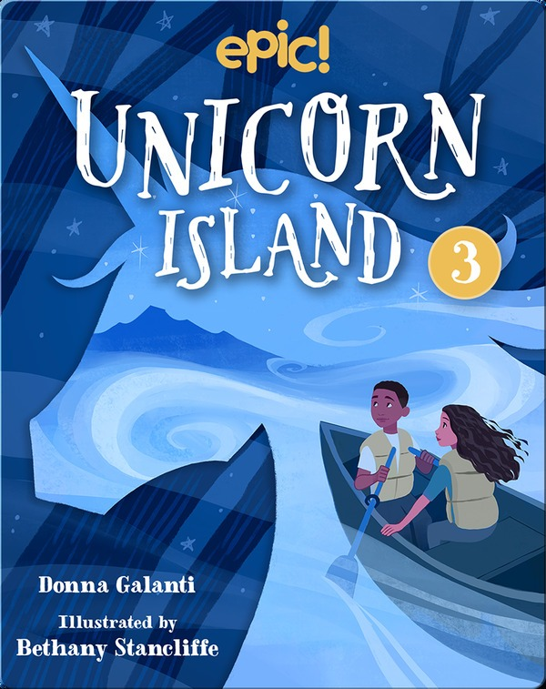 Unicorn Island by Donna Galanti