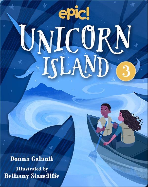 Unicorn Island by Donna Galanti
