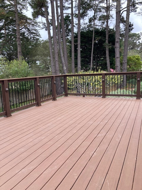 Pebble Beach Deck