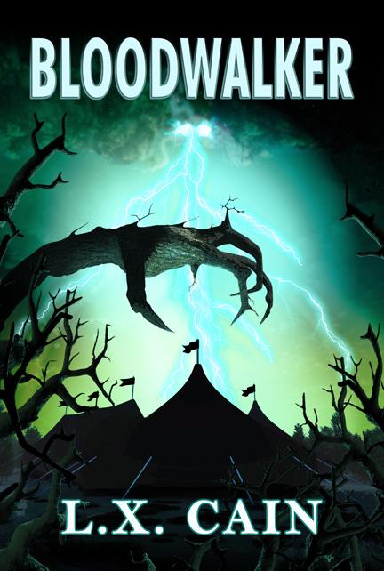 Bloodwalker by LX Cain