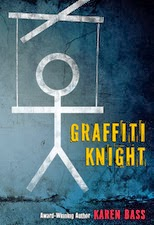 https://www.goodreads.com/book/show/18101796-graffiti-knight